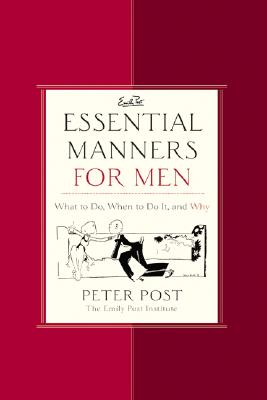 Essential Manners for Men By Post, Peter